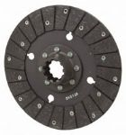 "Massey Ferguson PTO Clutch Plate 10"" Course Spline"